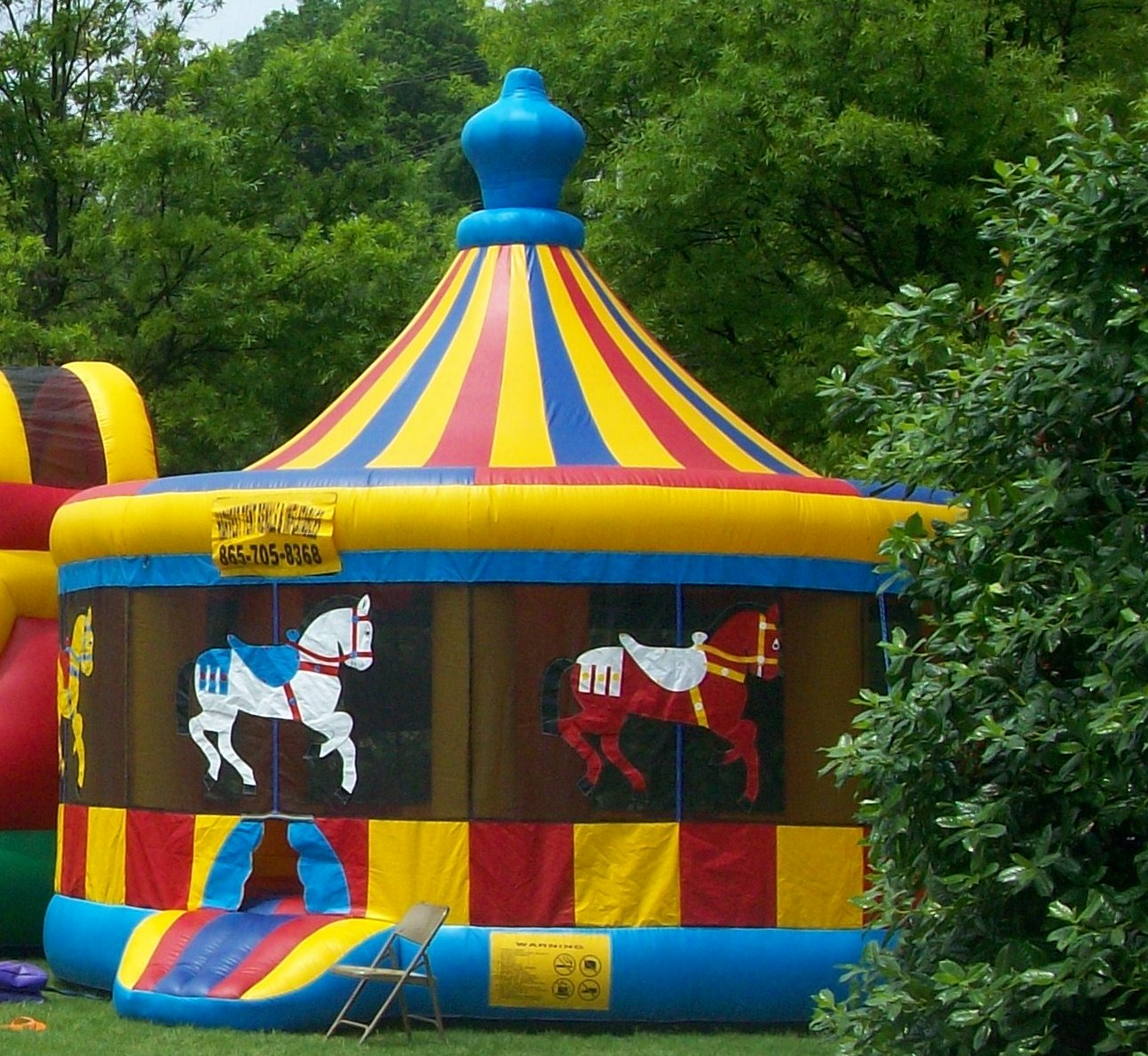 Knoxville Inflatables Bounce House Rentals Inflatable